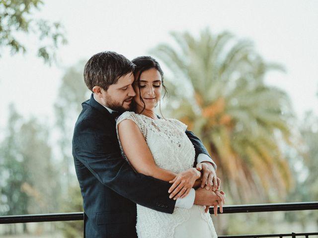 El casamiento de Luis y Rocío en Cañuelas, Buenos Aires 65