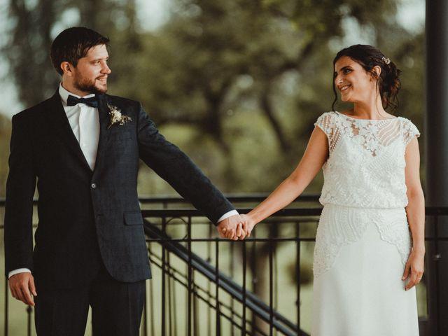 El casamiento de Luis y Rocío en Cañuelas, Buenos Aires 66