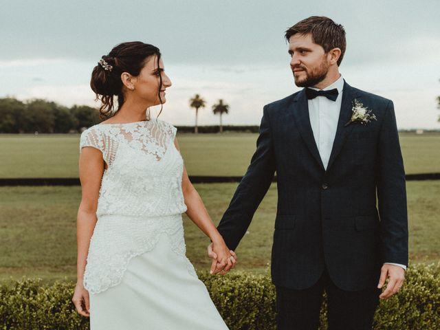 El casamiento de Luis y Rocío en Cañuelas, Buenos Aires 72