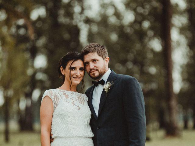 El casamiento de Luis y Rocío en Cañuelas, Buenos Aires 74