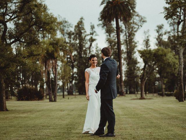 El casamiento de Luis y Rocío en Cañuelas, Buenos Aires 75