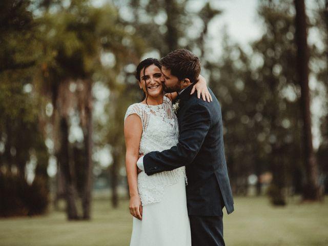 El casamiento de Luis y Rocío en Cañuelas, Buenos Aires 77