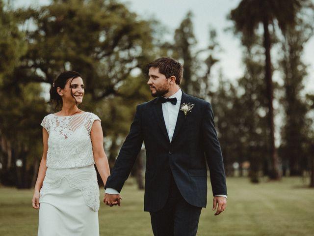 El casamiento de Luis y Rocío en Cañuelas, Buenos Aires 78