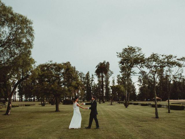 El casamiento de Luis y Rocío en Cañuelas, Buenos Aires 79