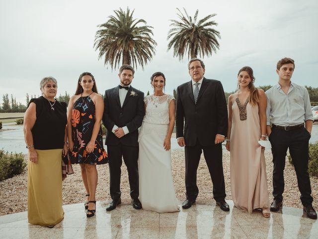 El casamiento de Luis y Rocío en Cañuelas, Buenos Aires 84