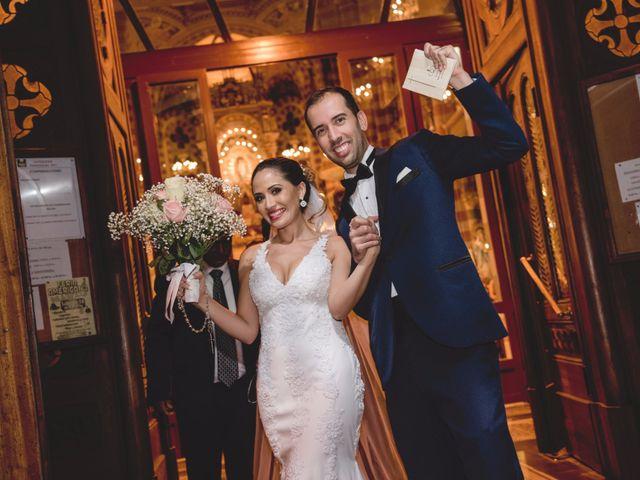 El casamiento de Mirta y Matias