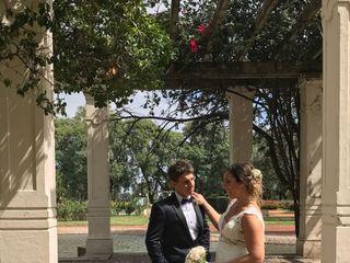 El casamiento de Leonardo y María Laura 2
