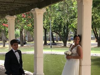 El casamiento de Leonardo y María Laura 3