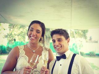 El casamiento de Leonardo y María Laura