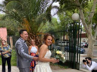 El casamiento de Natalia y Daniel 3