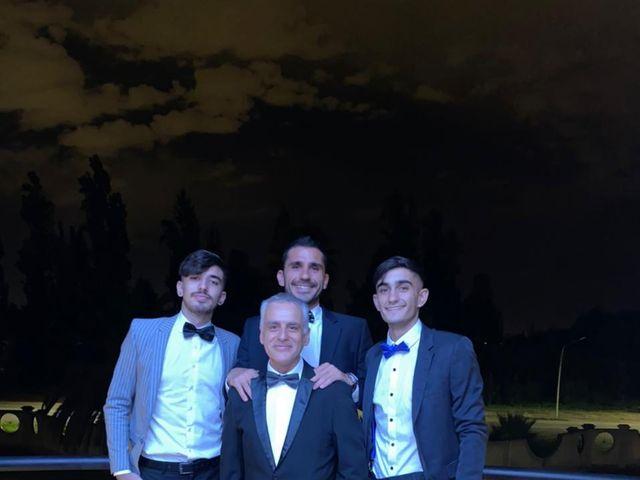 El casamiento de Daniel y Natalia en Mendoza, Mendoza 3