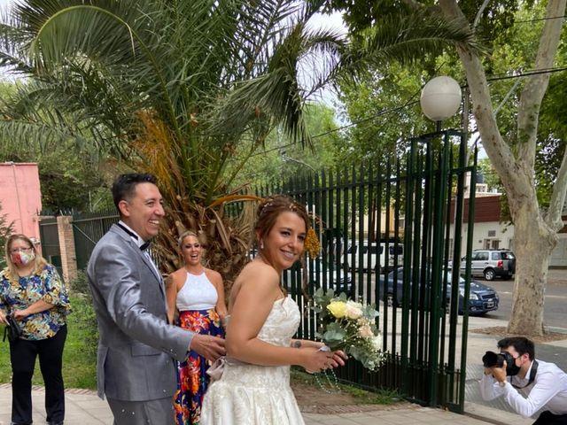 El casamiento de Daniel y Natalia en Mendoza, Mendoza 4