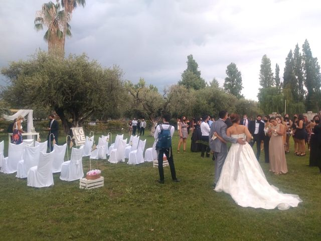 El casamiento de Daniel y Natalia en Mendoza, Mendoza 6