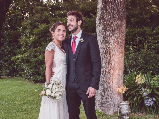 El casamiento de Belu y Fran