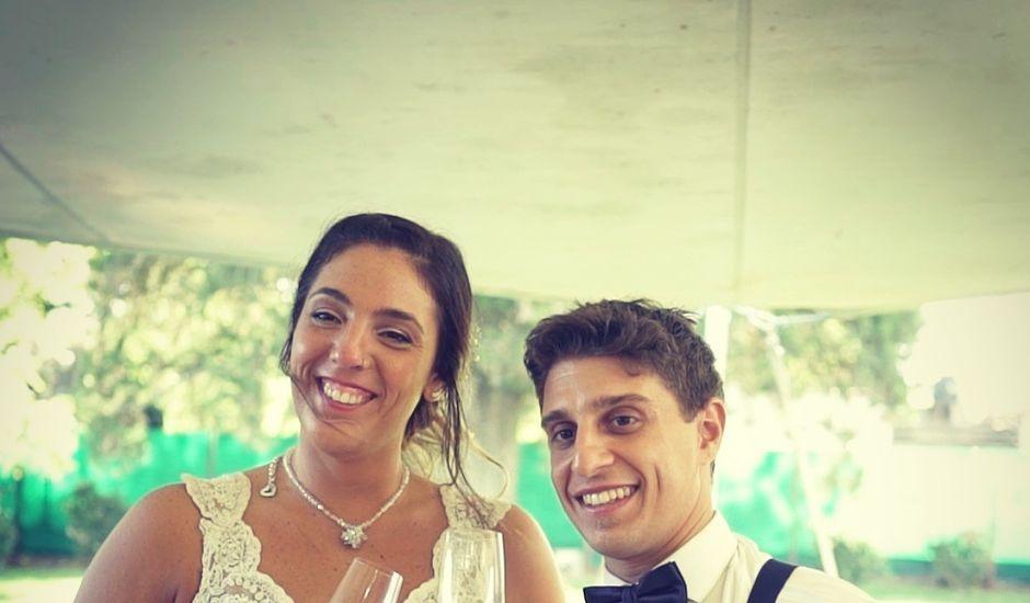 El casamiento de María Laura y Leonardo en Rosario, Santa Fe