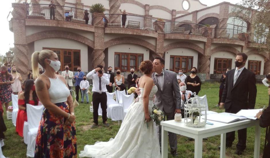 El casamiento de Daniel y Natalia en Mendoza, Mendoza
