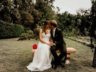 El casamiento de Fili y Mati