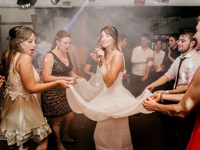 El casamiento de Mati y Fili en Monte Grande, Buenos Aires 32