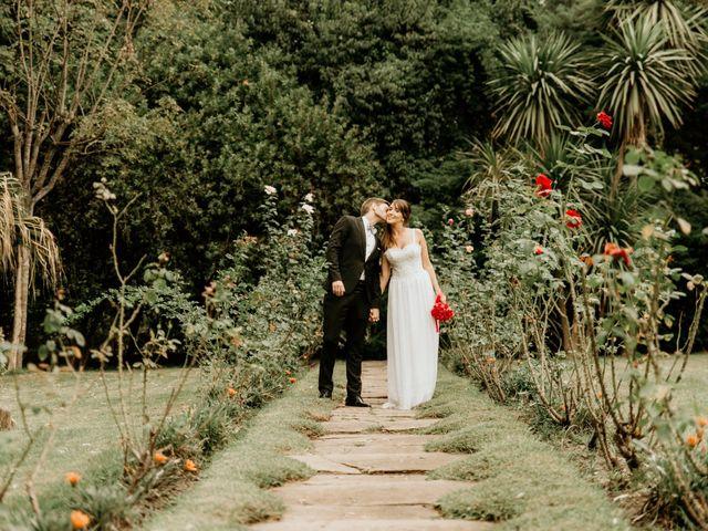 El casamiento de Mati y Fili en Monte Grande, Buenos Aires 37