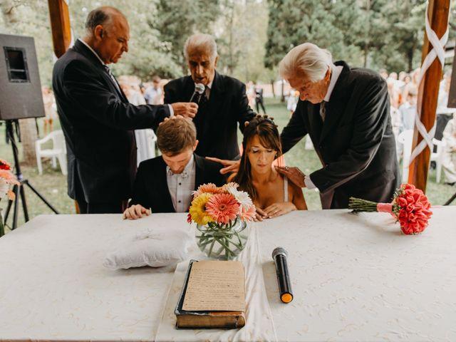 El casamiento de Mati y Fili en Monte Grande, Buenos Aires 50