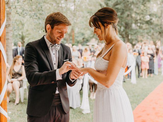 El casamiento de Mati y Fili en Monte Grande, Buenos Aires 52