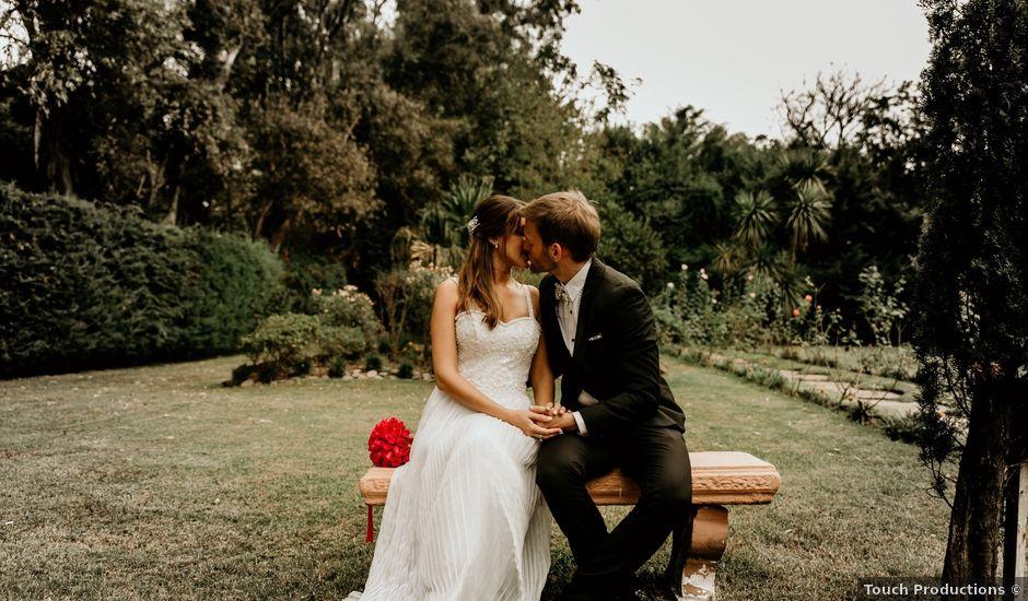El casamiento de Mati y Fili en Monte Grande, Buenos Aires