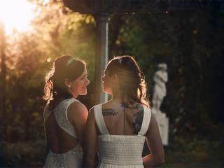 El casamiento de Natalia y Natalia