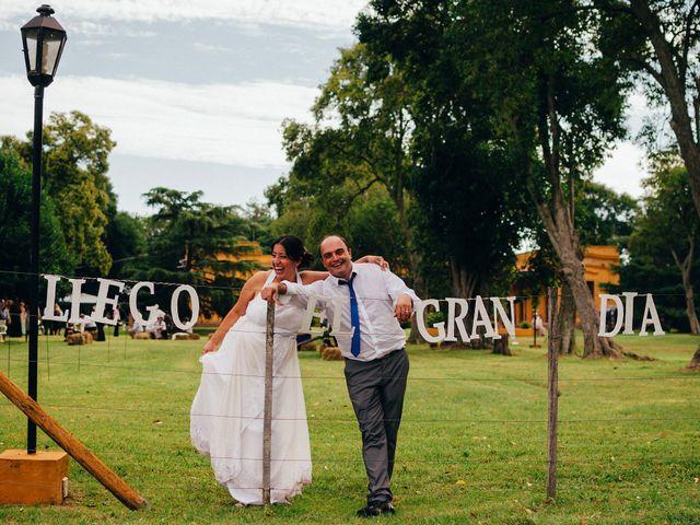 El casamiento de Gabriela y Walter