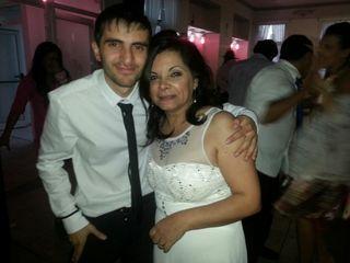 El casamiento de Elizabeth y Sergio 3