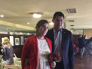 El casamiento de Ana y Fernando 1
