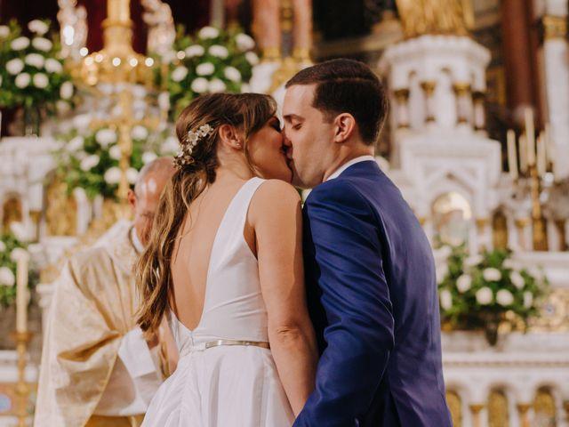 El casamiento de Maxi y Ljubi