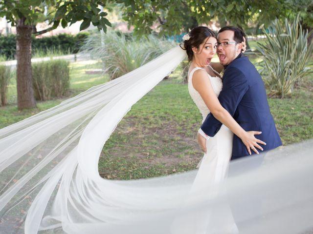 El casamiento de Cachi y Andy