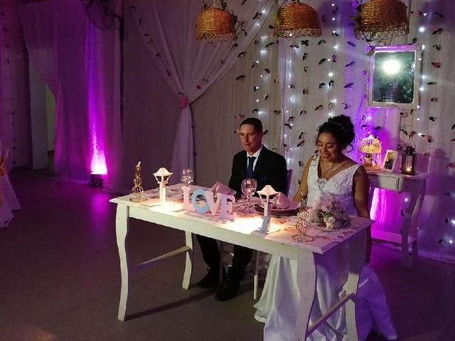 El casamiento de Eliana y Diego