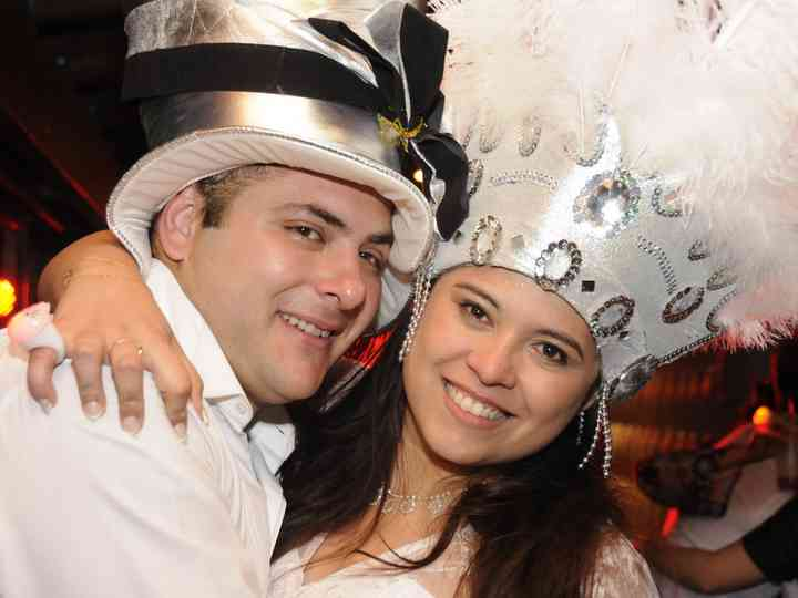El casamiento de Vane y Danilo
