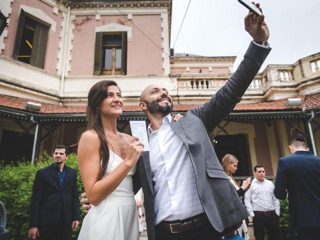 El casamiento de Marina y Pablo