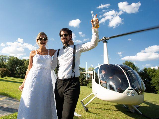 El casamiento de Mariu y Javi