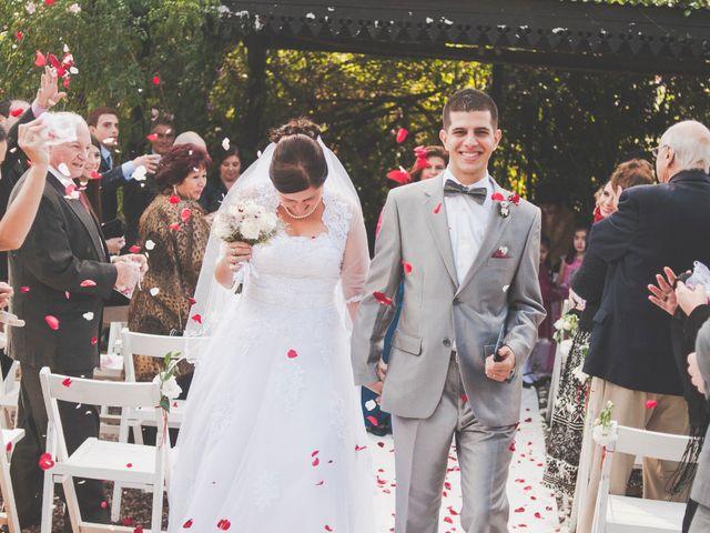 El casamiento de Mariela y Pablo