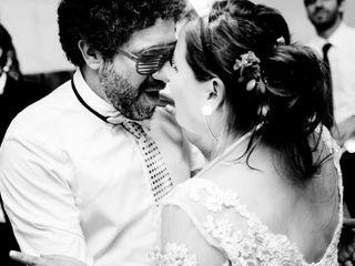 El casamiento de Pamela y Martin