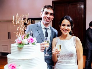 El casamiento de Cynthia y Esteban
