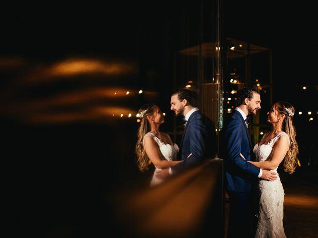 El casamiento de Antonella y Elian