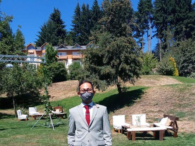 El casamiento de David (Gato) y Maki en San Carlos de Bariloche, Río Negro 3