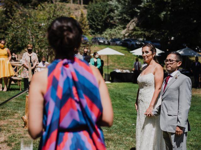 El casamiento de David (Gato) y Maki en San Carlos de Bariloche, Río Negro 13