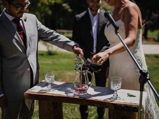 El casamiento de David (Gato) y Maki en San Carlos de Bariloche, Río Negro 1