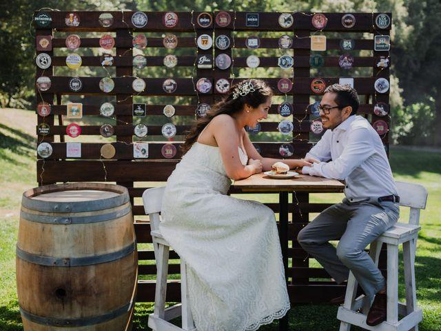 El casamiento de David (Gato) y Maki en San Carlos de Bariloche, Río Negro 15