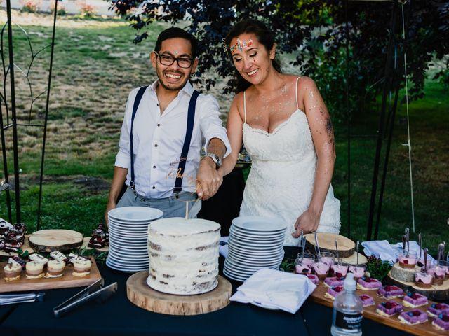 El casamiento de David (Gato) y Maki en San Carlos de Bariloche, Río Negro 20