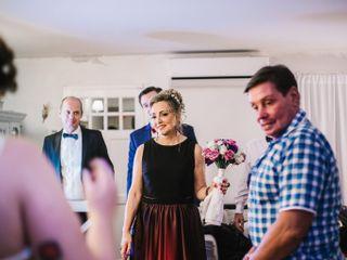 El casamiento de Juli y Joni 1