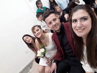 El casamiento de Ornella y Lionel 2