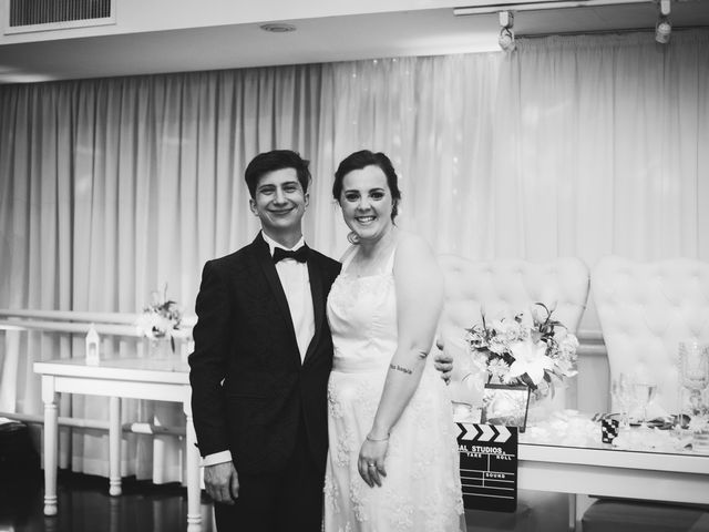 El casamiento de Juli y Joni