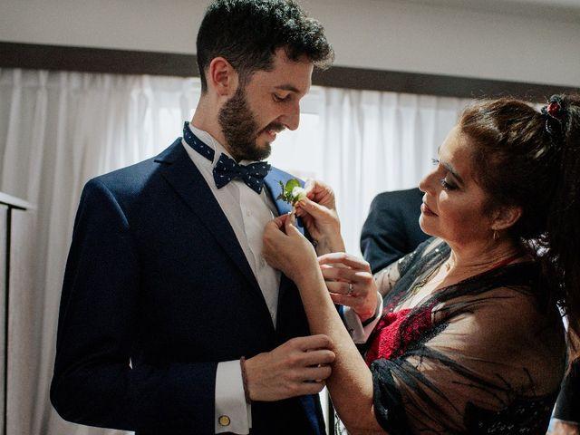 El casamiento de Pato y Joe en Martínez, Buenos Aires 1