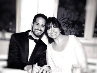 El casamiento de Evelyn y Mariano